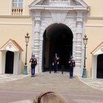 大公宮殿・・・衛兵の交代式