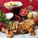 Sublime seafood at Ikbal