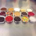 Toppings!
