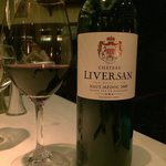 Bordeaux recommended by the Manager - excellent value