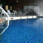 Pool needs work