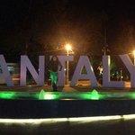 Вечерняя Анталия