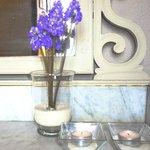 Detalle suite La Vinya