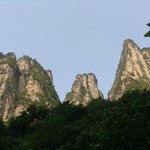 Yuntaishan geology