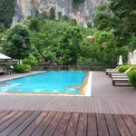 Aonang Phu Petra Resort Pool area