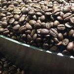 Freshly roasted Fair Trade East Timor