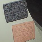Algunas piezas romanas