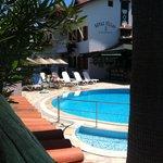 Pool & Outside