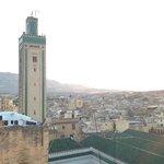 Vue sur la Mosquée