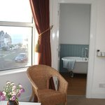 Knock House Portstewart Deluxe Double Room with Cast Iron Bath