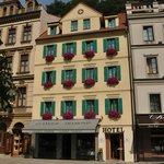 Hotel Maltézský Kříž***.