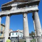 increible los monumentos de Atenas