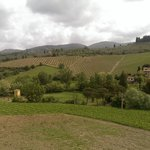 Great view of Chianti