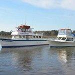 Calabash Fishing Fleet's Navigator Party Boat & the Miss Calabash Charter Boat