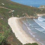 Torimbia desde la colina