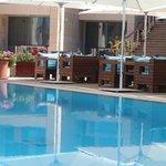 SunSoul Restaurant & ShiSha Lounge Outdoor Terrace
