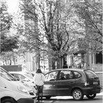 Car Park - BUSY!