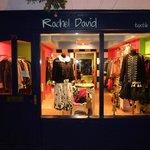 Rachel David - Textile Anarchist