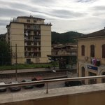 Vue sur la Toscane enchanteresse