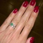 Manicure...