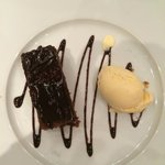 Tarta de chocolate