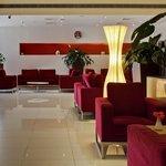 Lobby at Park Inn by Radisson Muscat