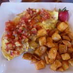 SOB...South of the Border omelet