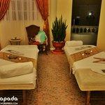 Couple's room at Fontana Aurelia Spa