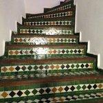 otelin merdivenleri