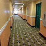 Level 3 hallway
