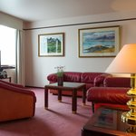 Suite offers more space and comfort