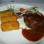 Fillet steak (Eleanor's)