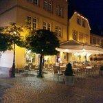 idyllische Lage in der Altstadt