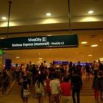 Vivocity mall for Sentosa Express