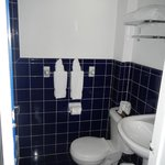 second stay standard room bathroom