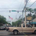 Some random intersection on Duval Street