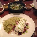 Enchiladas and Table Side Guacamole