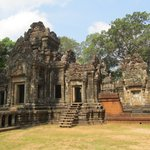 Great little temple complex