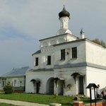Надвратная Стефаниевская церковь, 1716 год.