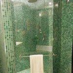 Lovely shower room