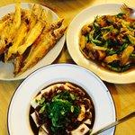 Chinese set dinner