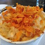 Lobster Mac and Cheese at Purple Cafe