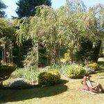 Jardin du prieuré