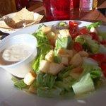 Caesar Salad Made-to-order!