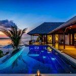 Wakatobi Villa one pool and view