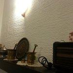 interior stuff at dining room