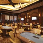 The poker room at Horseshoe is the best in Chicagoland.