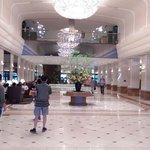 Keio Plaza Hotel Lobby