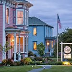 Two Historic Buildings, One Bed & Breakfast Inn