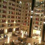 Inside lobby view